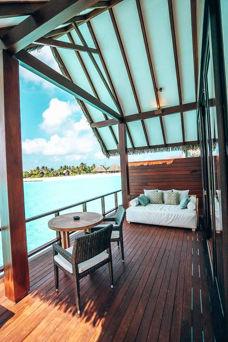 Ocean Villa at Heritance Aarah
