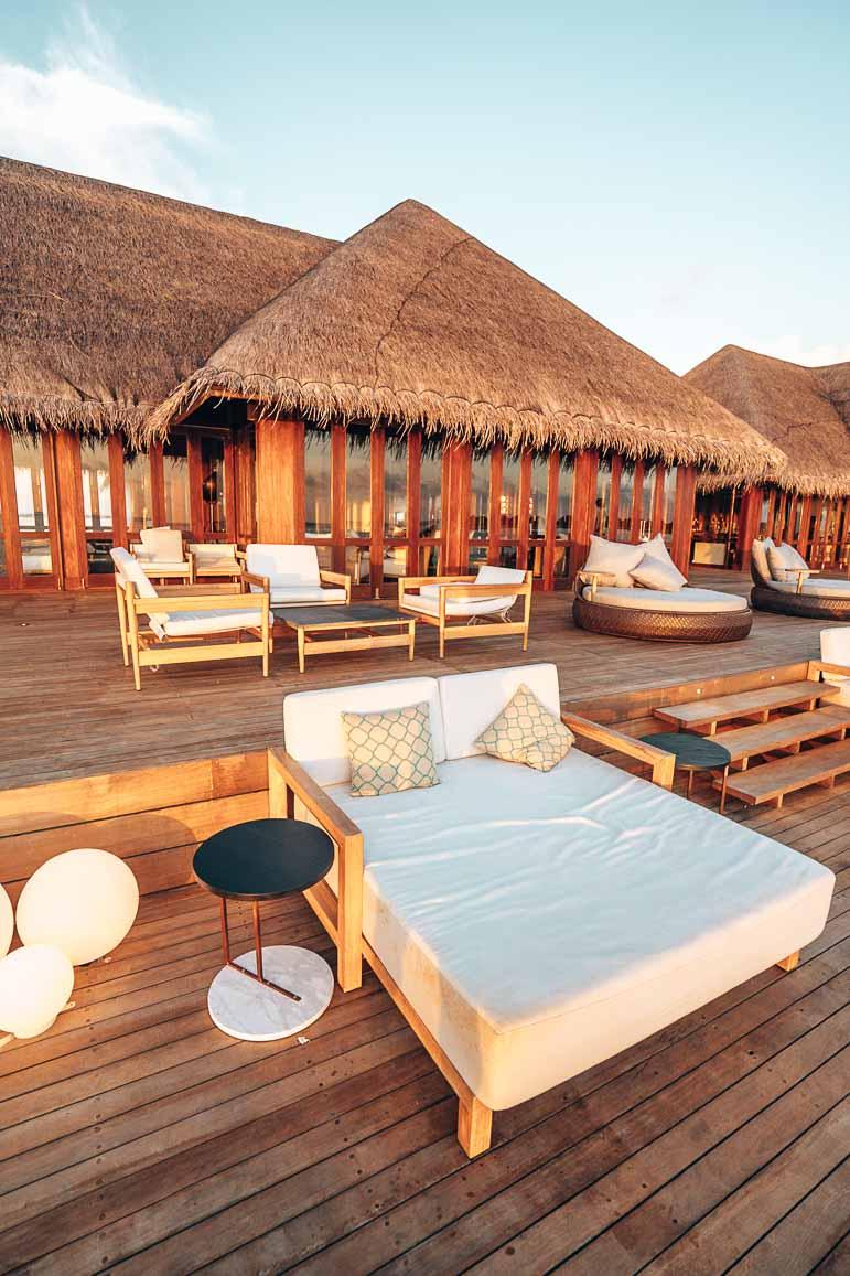 hangout lounge at heritance aarah