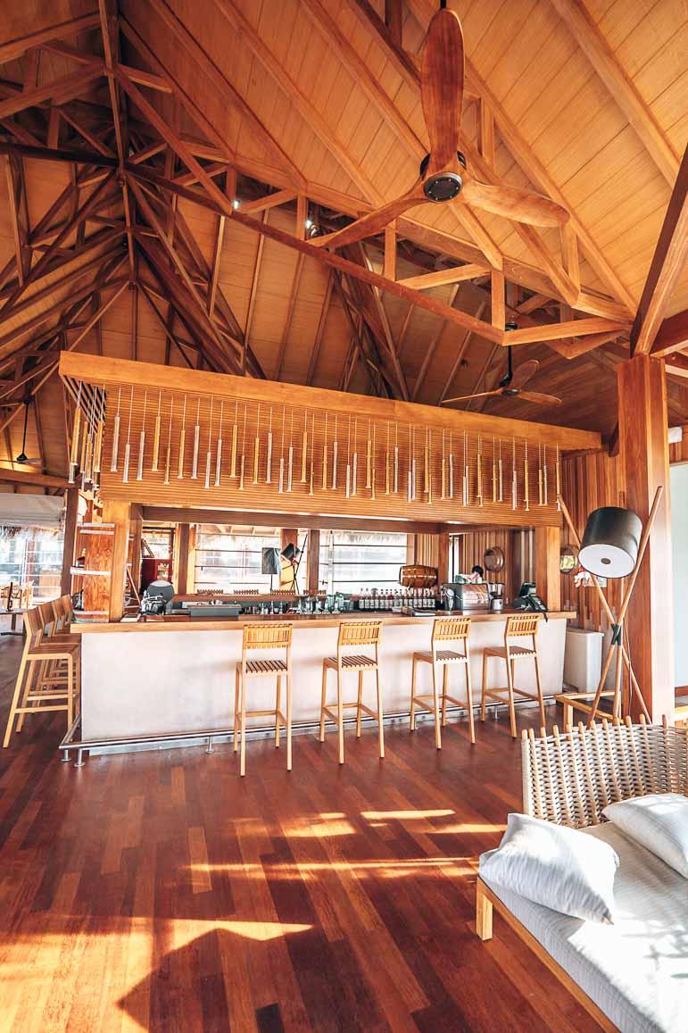 beautiful bar at heritance aarah