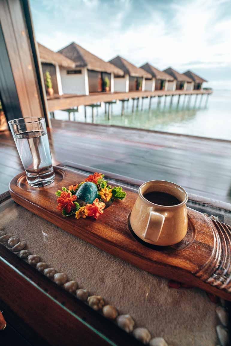 spa at The Residence Maldives