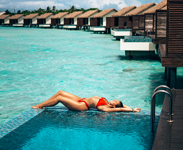 Maldives Luxury Overwater