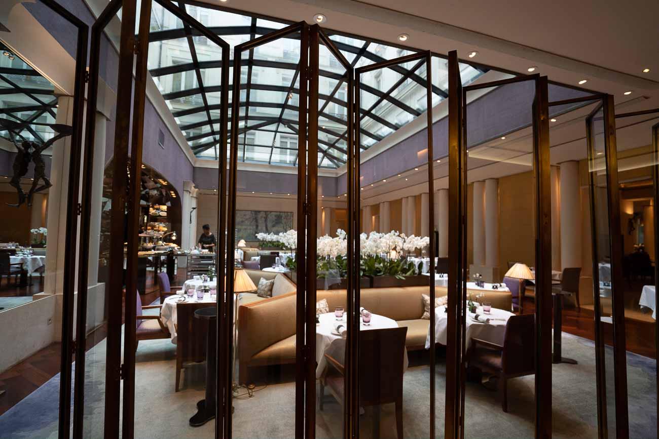 Park Hyatt Paris Lobby Bar