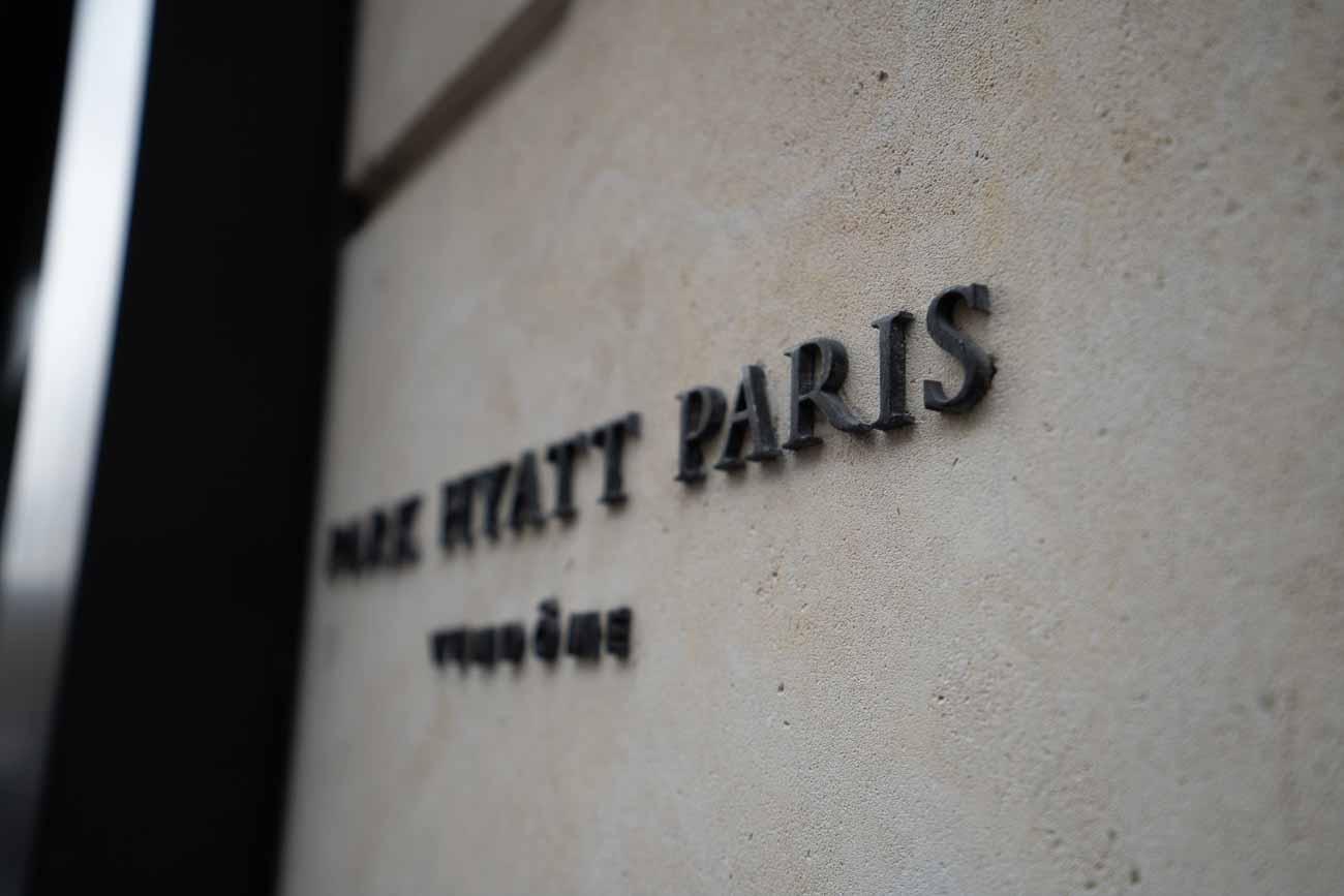 Park Hyatt Paris Logo