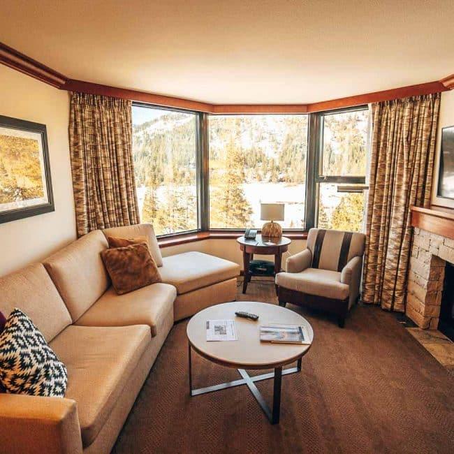 Resort At Squaw Creek One Bedroom Suite