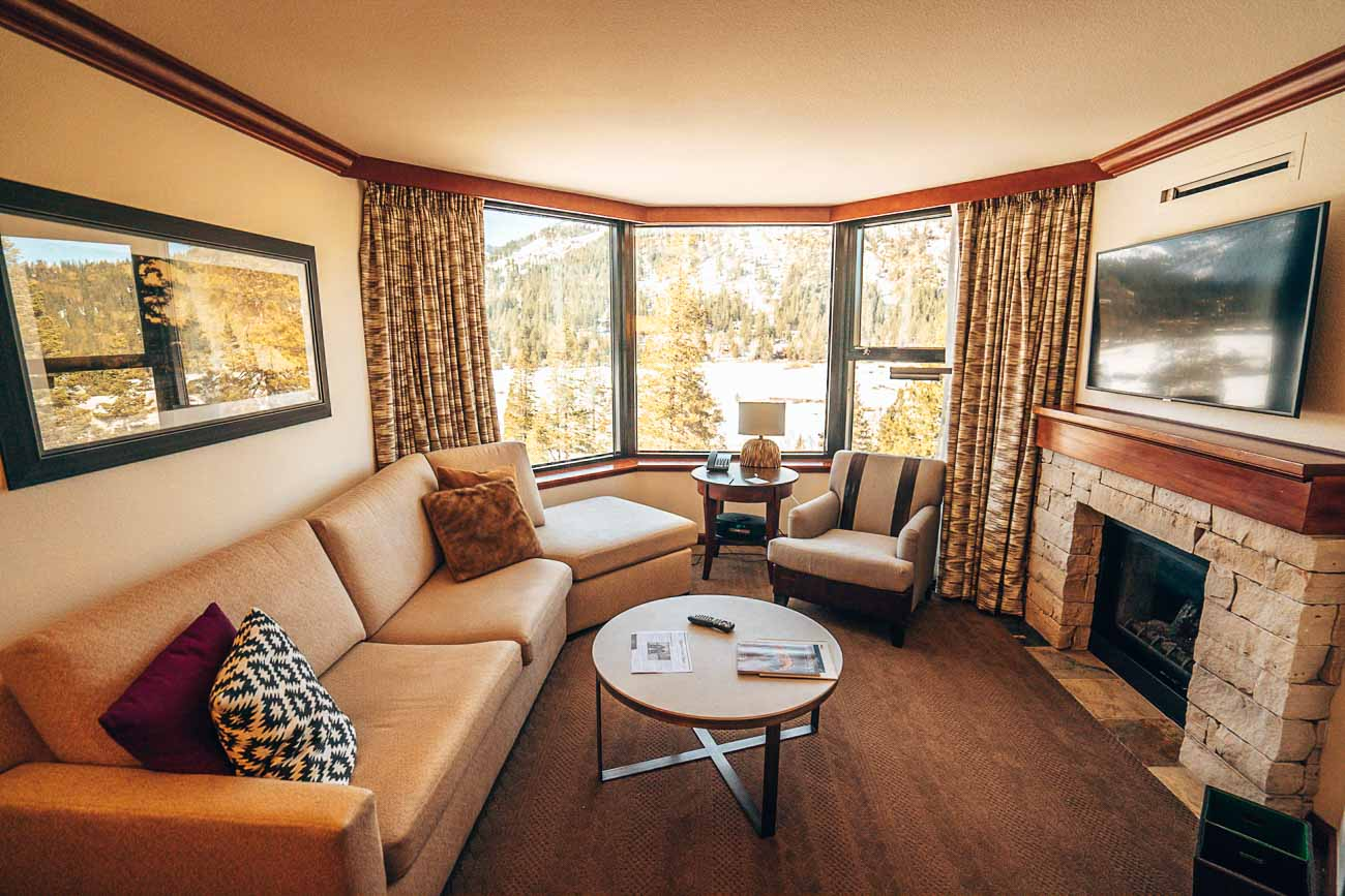 Resort At Squaw Creek One Bedroom Suite