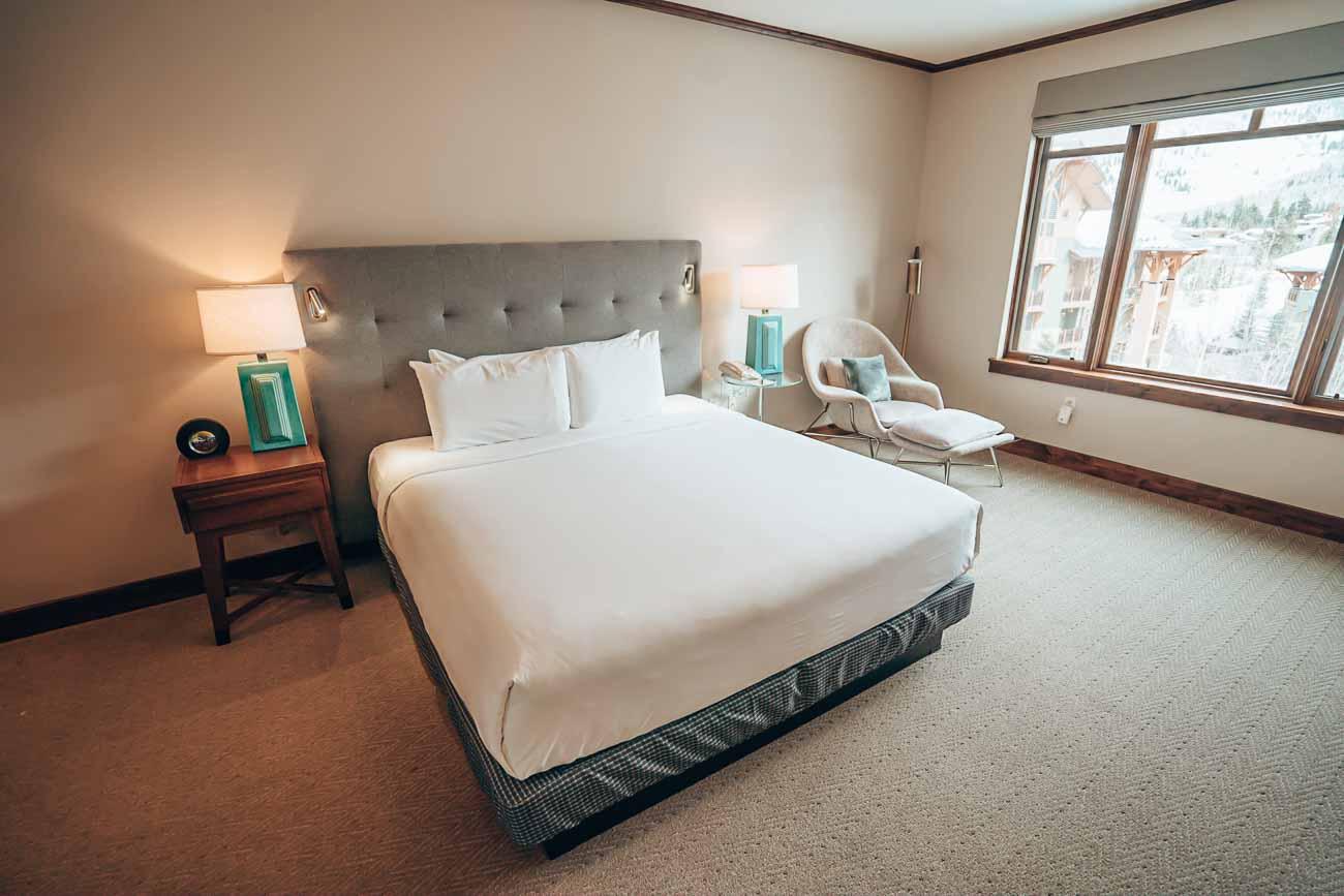 Hyatt Centric Park City King Room
