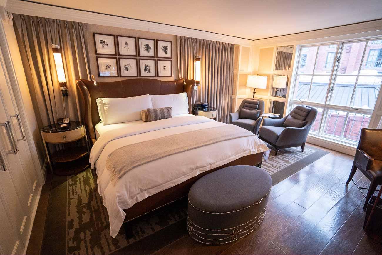 St Regis Aspen Deluxe Room