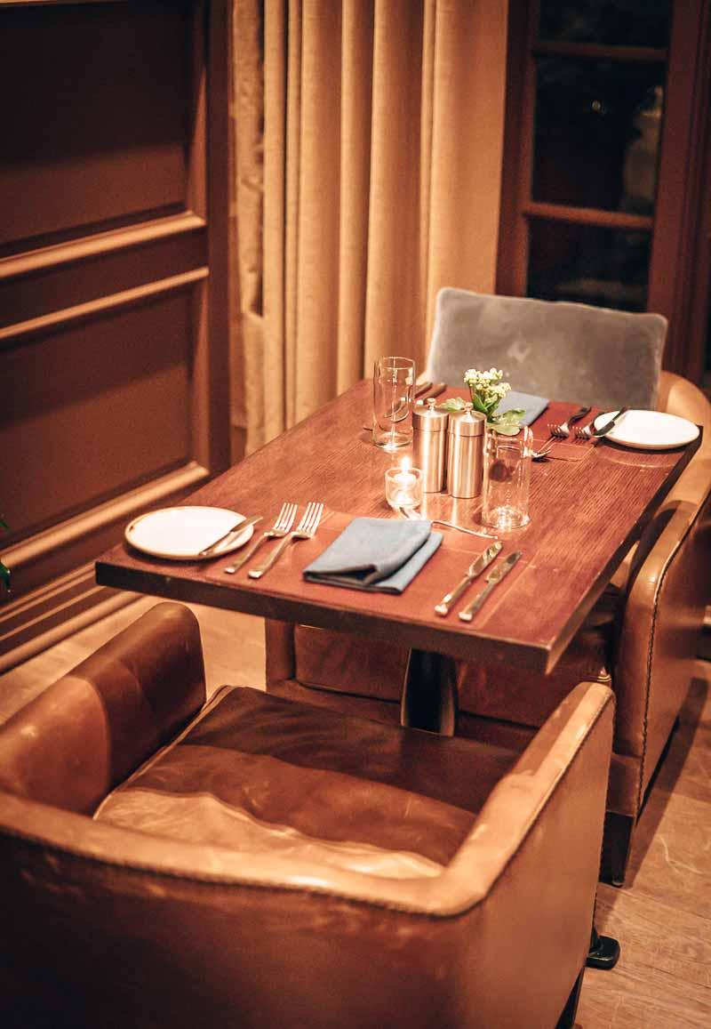 St Regis Aspen Dining