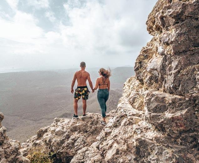 Curacao-Destination-christoffelberg-hike