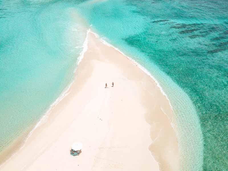 Yasawa Island Resort Sandbar
