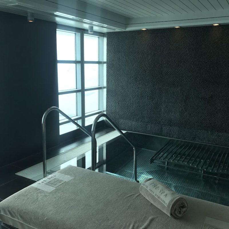 hotel arts barcelona natura bisse spa