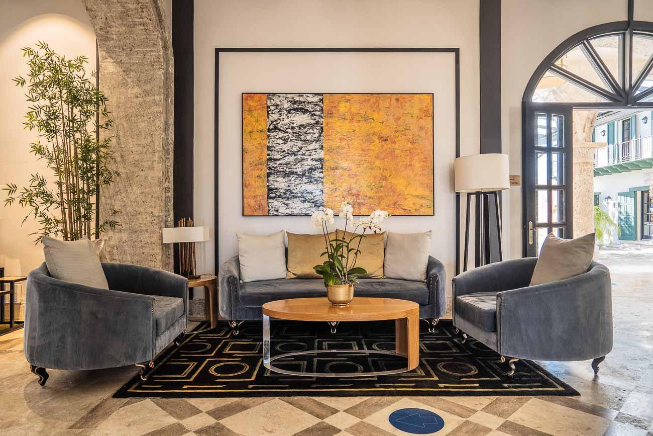 lobby sanctuary cap cana hotel