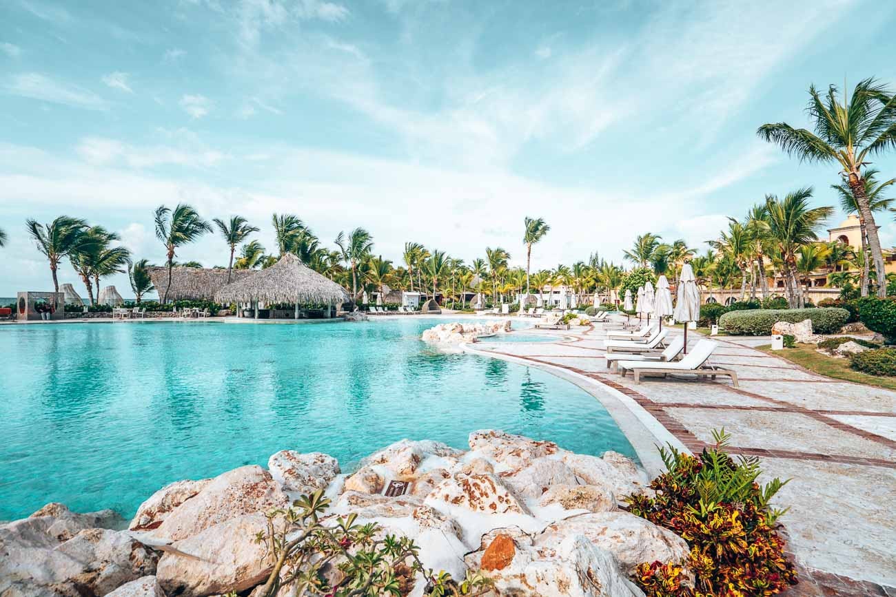 pool at sanctuary cap cana