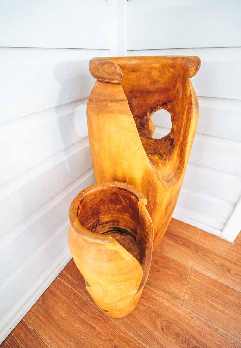 wood art decor