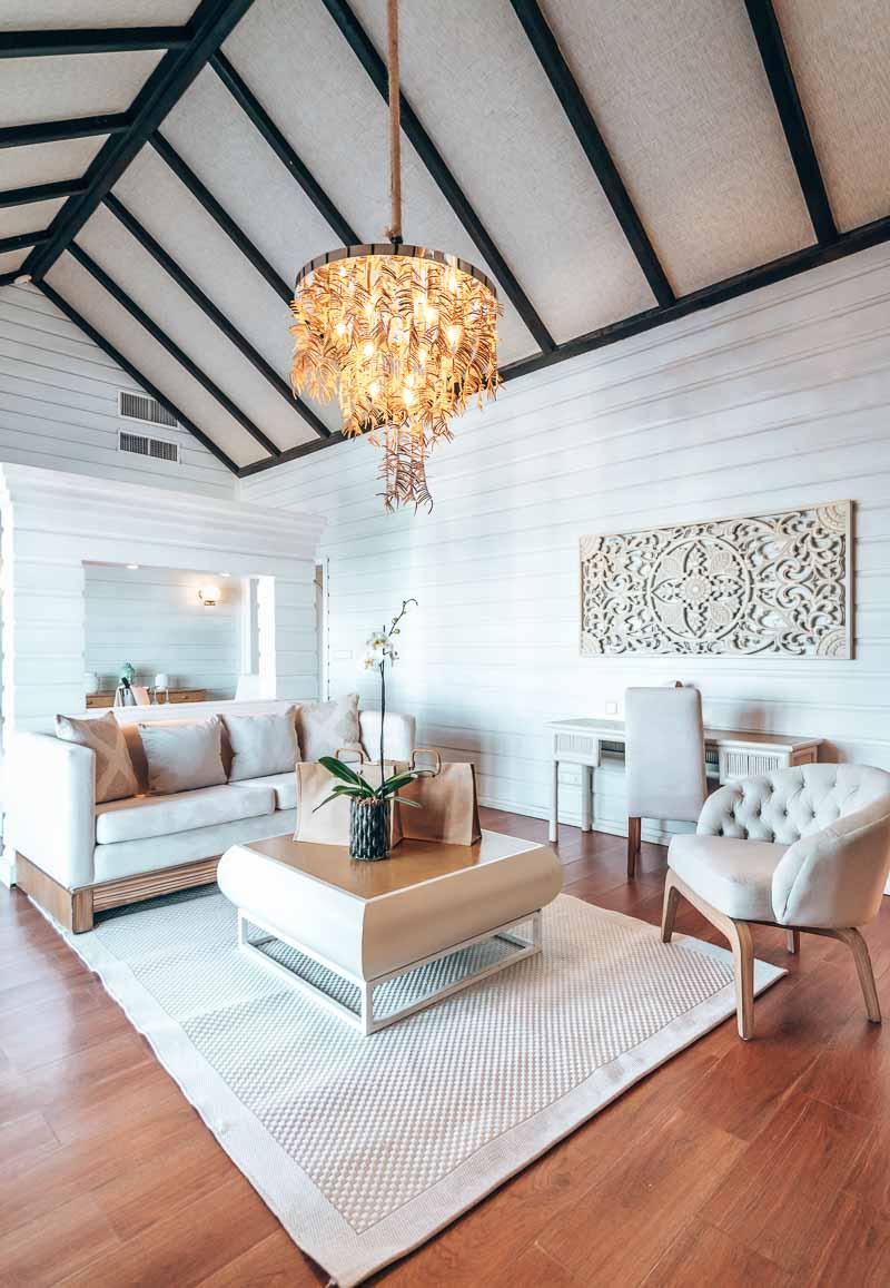 beautiful living room hotel