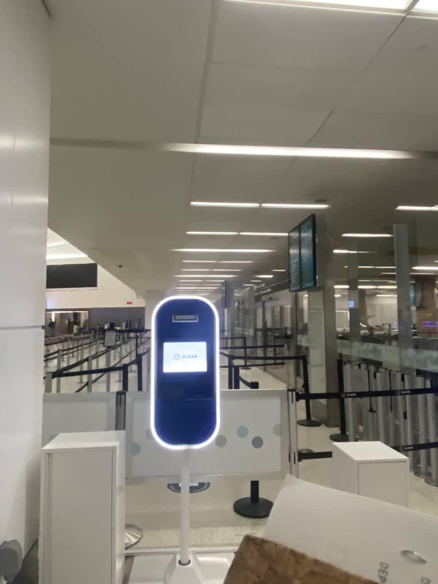 line at gate san francisco airport