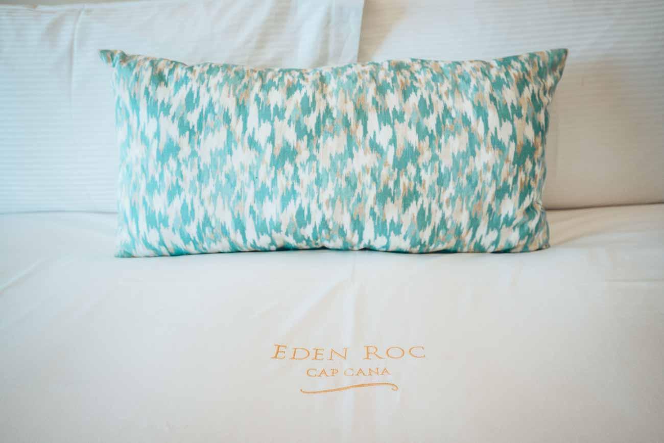 beautiful hotel bedding eden roc cap cana