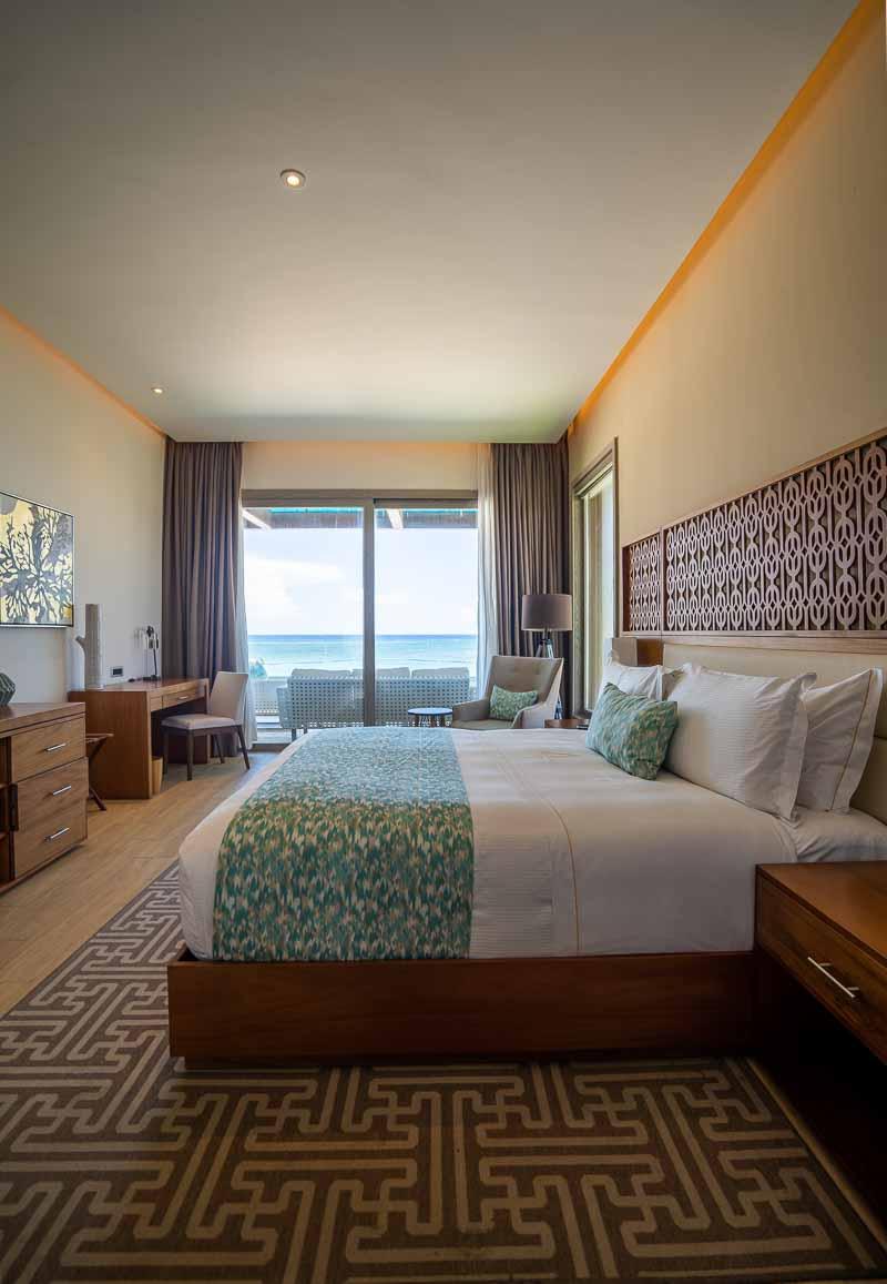 master bedroom beachfront