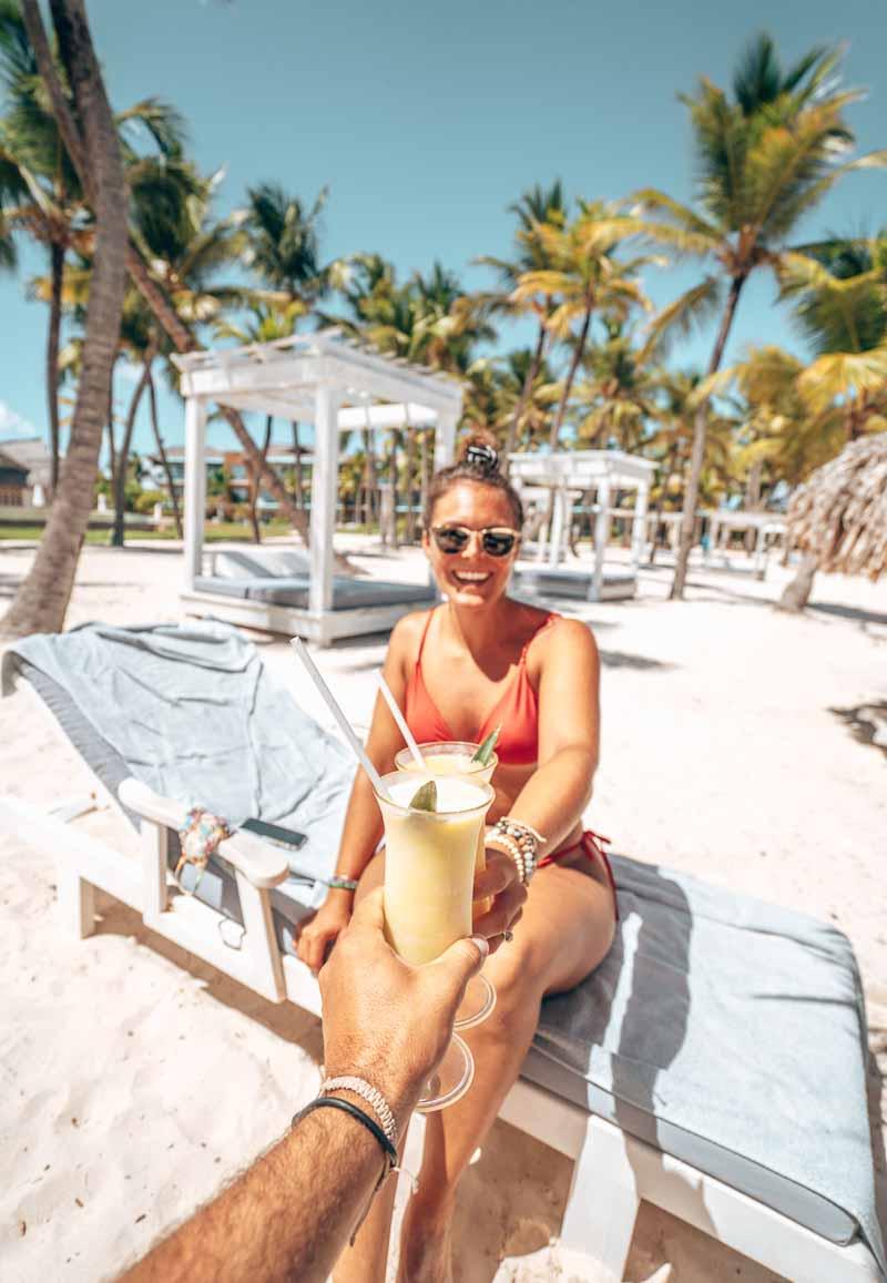 beachfront cocktails cheers