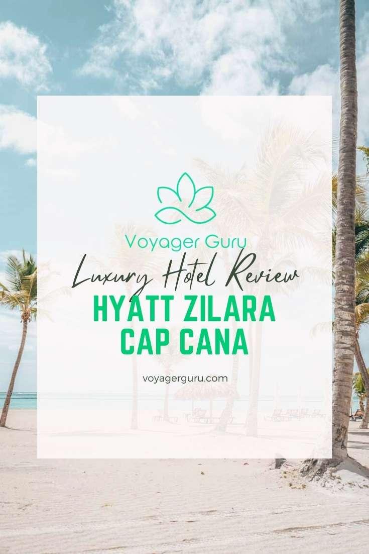 Hotel Review Hyatt Zilara Pin