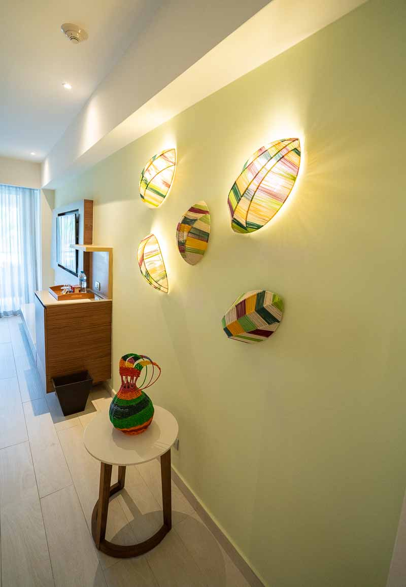 hotel suite decor