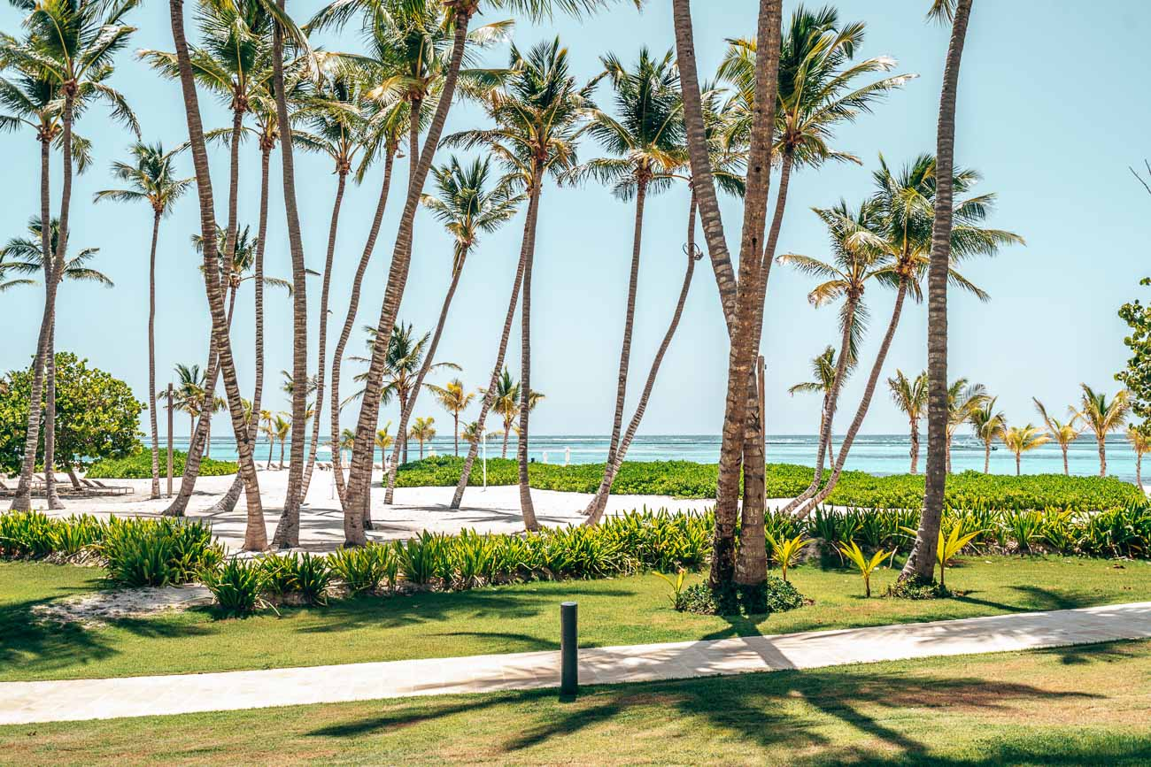 view from king room westin punta cana