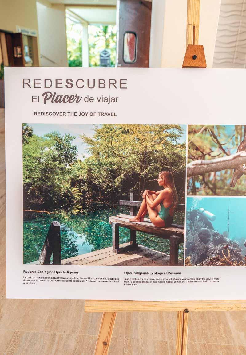 Westin Punta Cana exploring the property