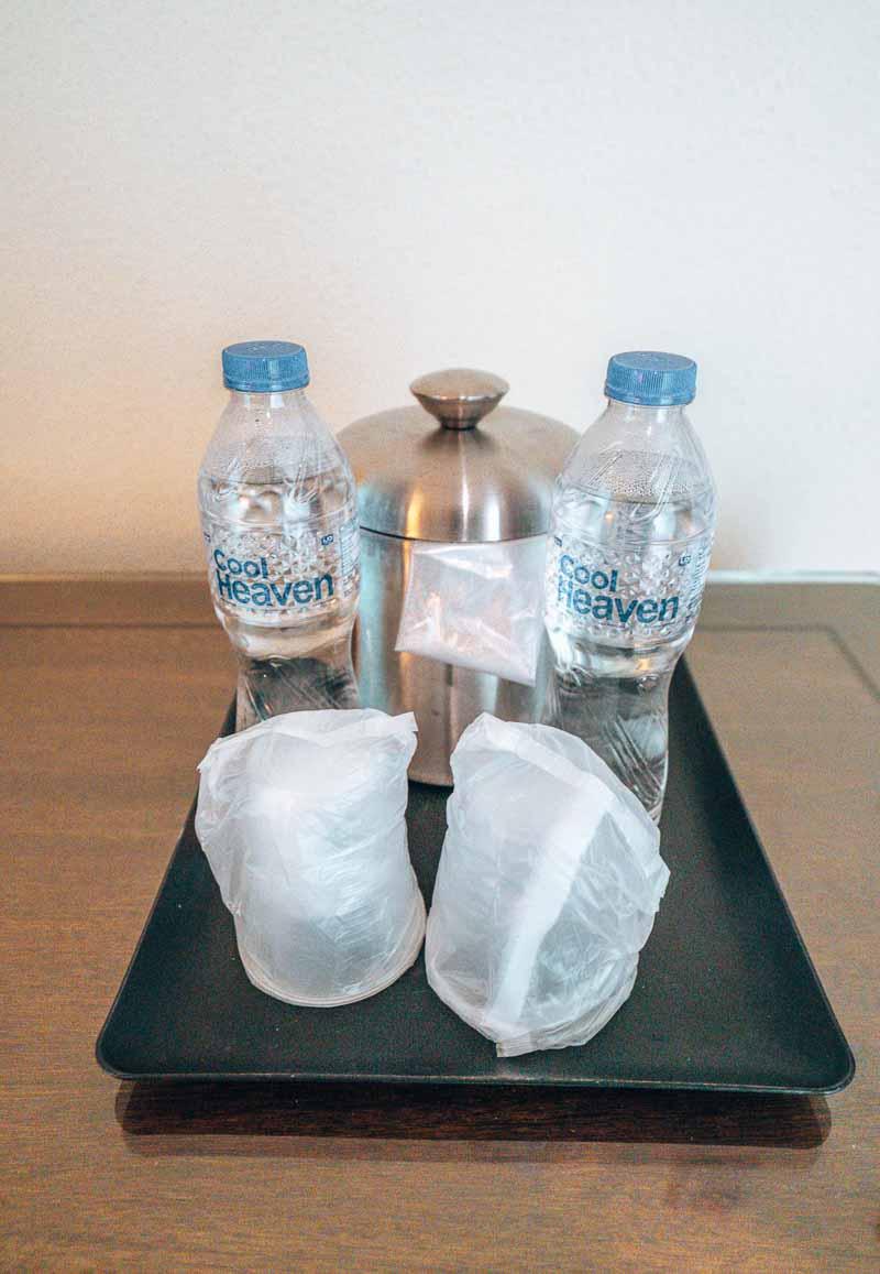 Westin Punta Cana premium king room water