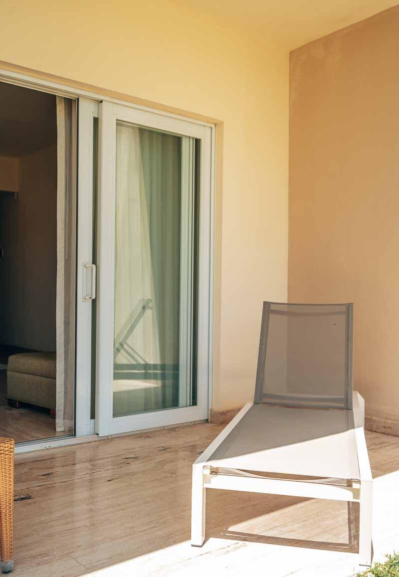 Westin Punta Cana premium king room balcony