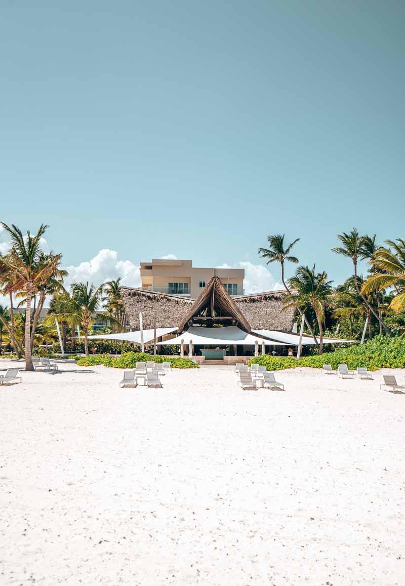 Westin Punta Cana beach restaurant
