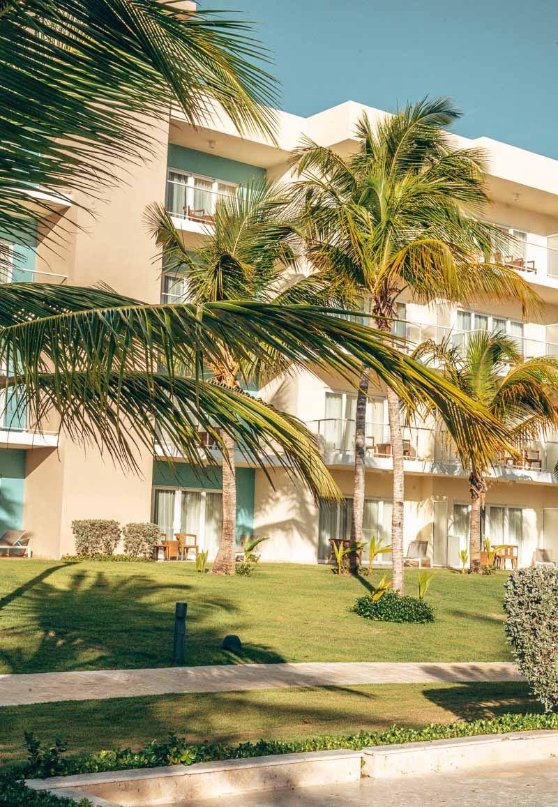 Westin Punta Cana property view