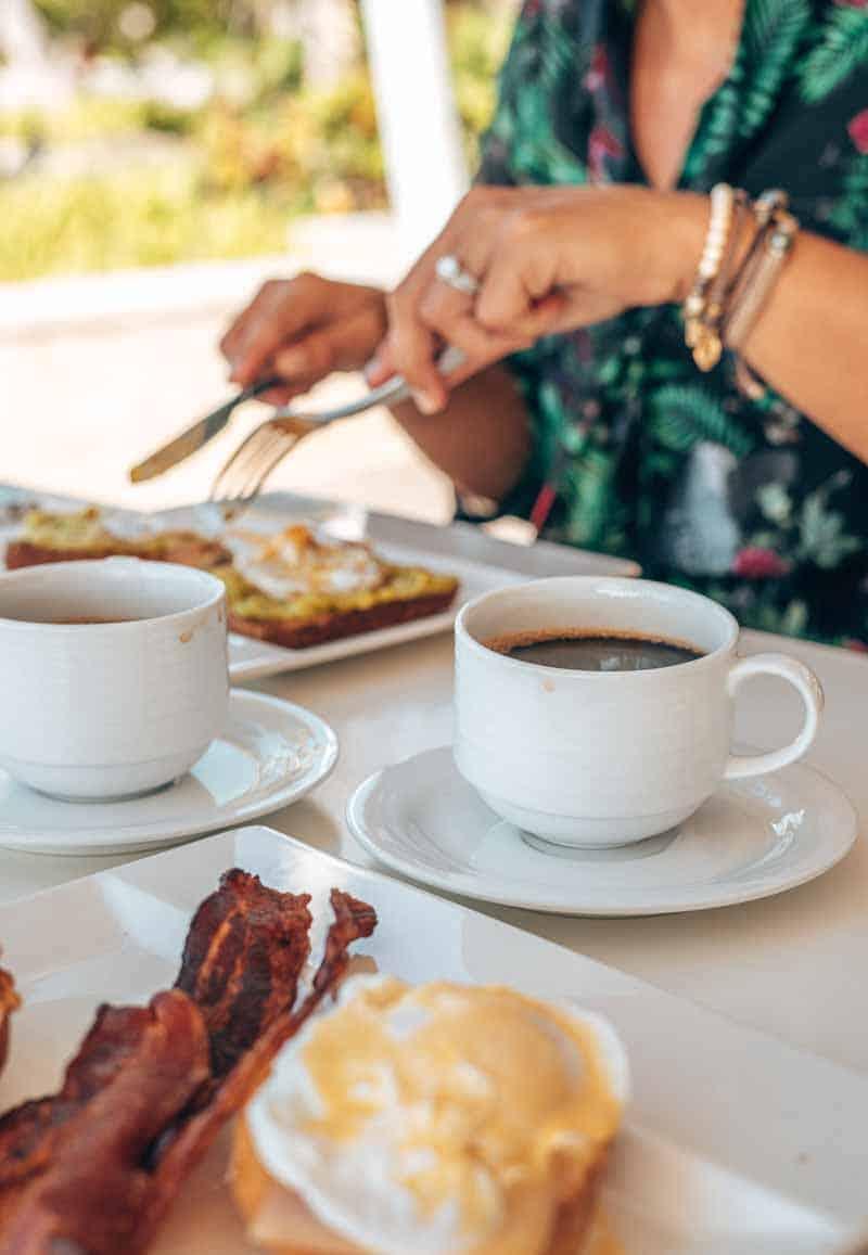 Westin Punta Cana breakfast
