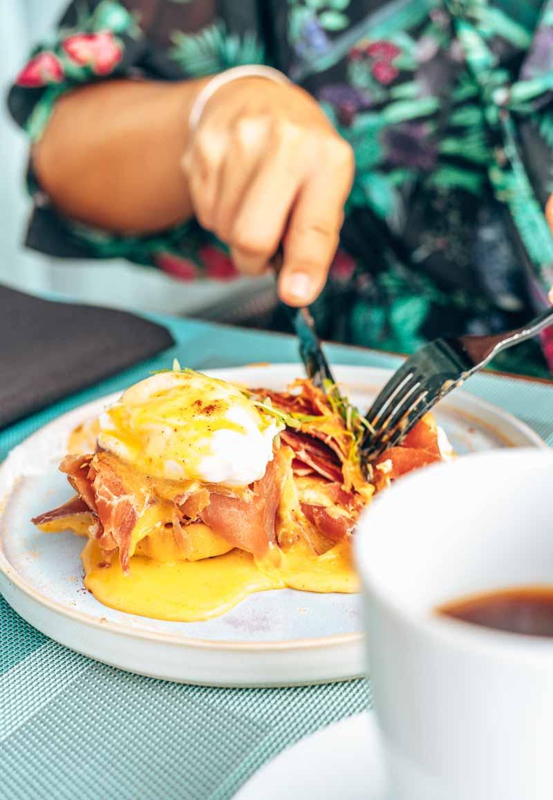 breakfast dining JW Marriott Santo Domingo