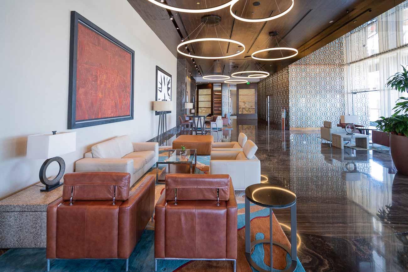 beautiful lobby bar jw marriott santo domingo