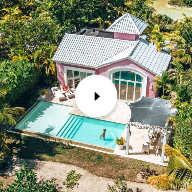 eden roc villa dominican republic
