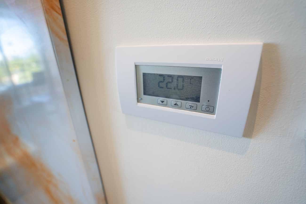 temperature air control