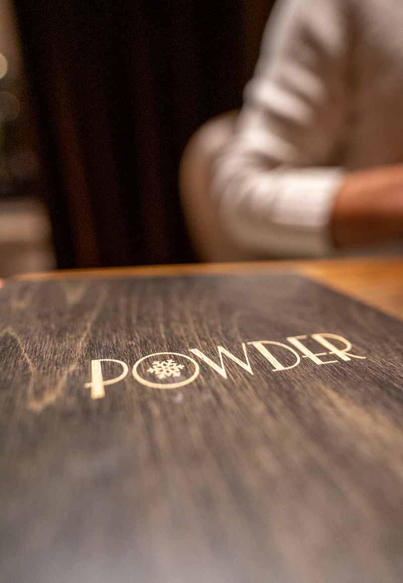 Waldorf Park City dining