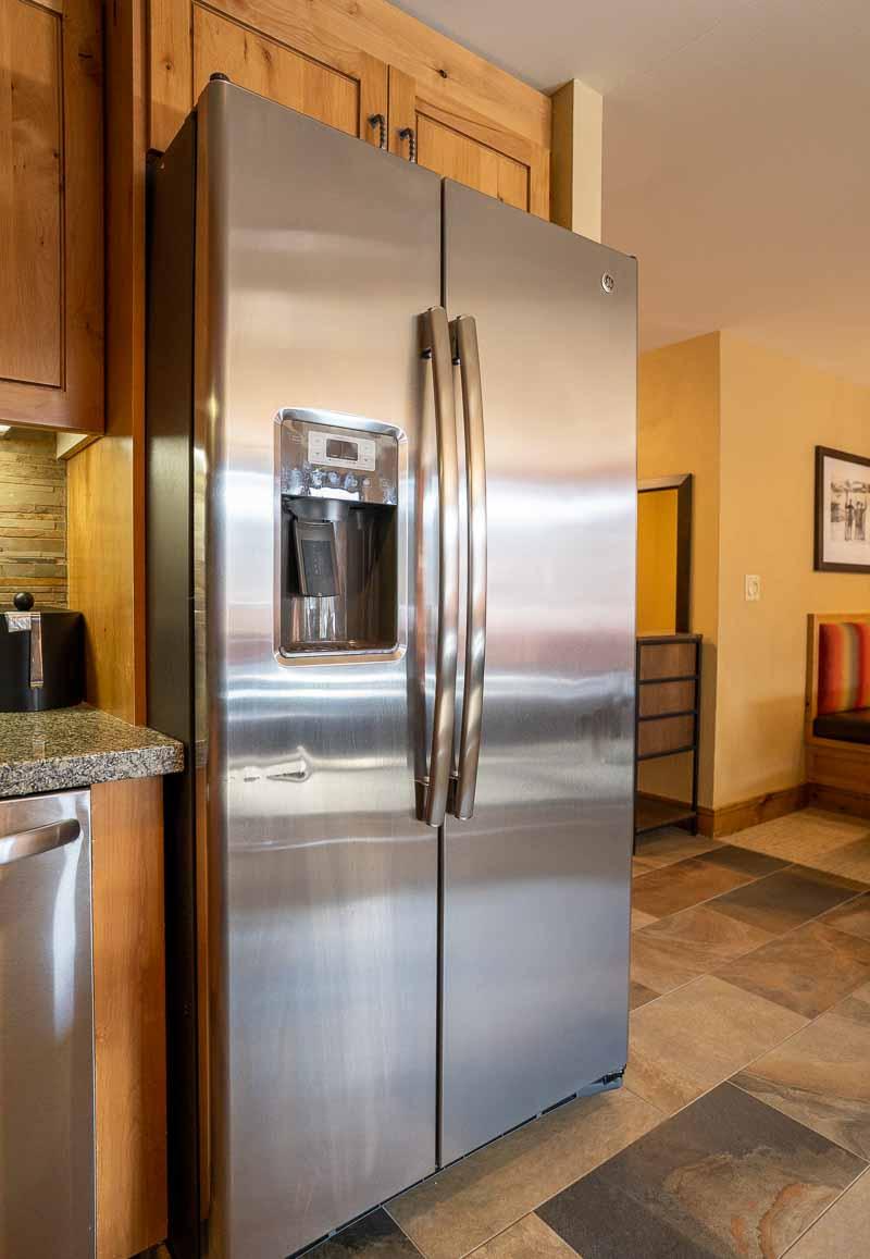 kitchen fridge grand summit park city