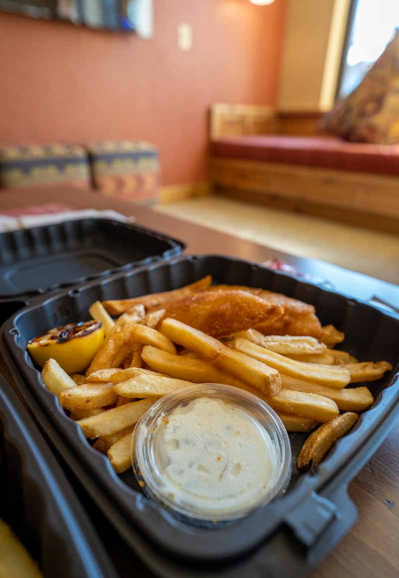 fish and chips grand summit park city
