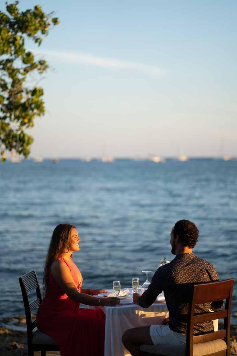 restaurant hilton la romana
