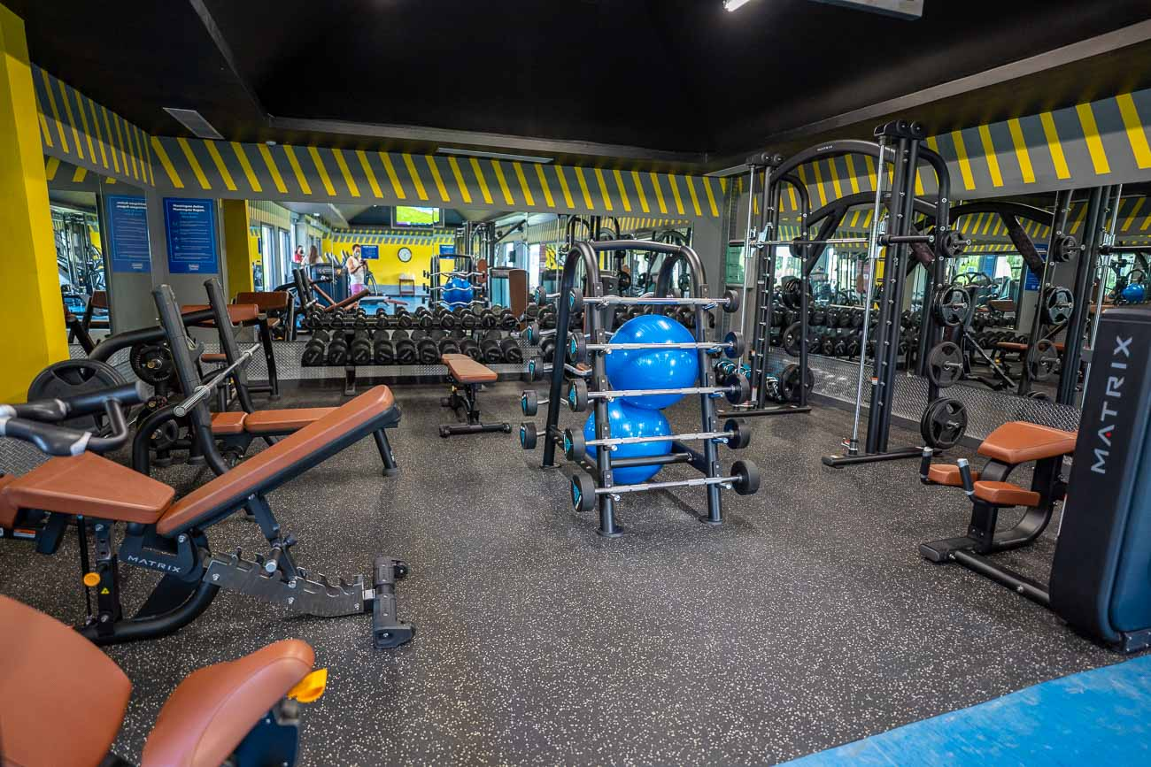 gym hilton la romana