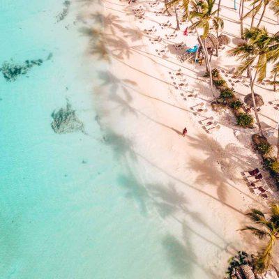 Hilton La Romana beach