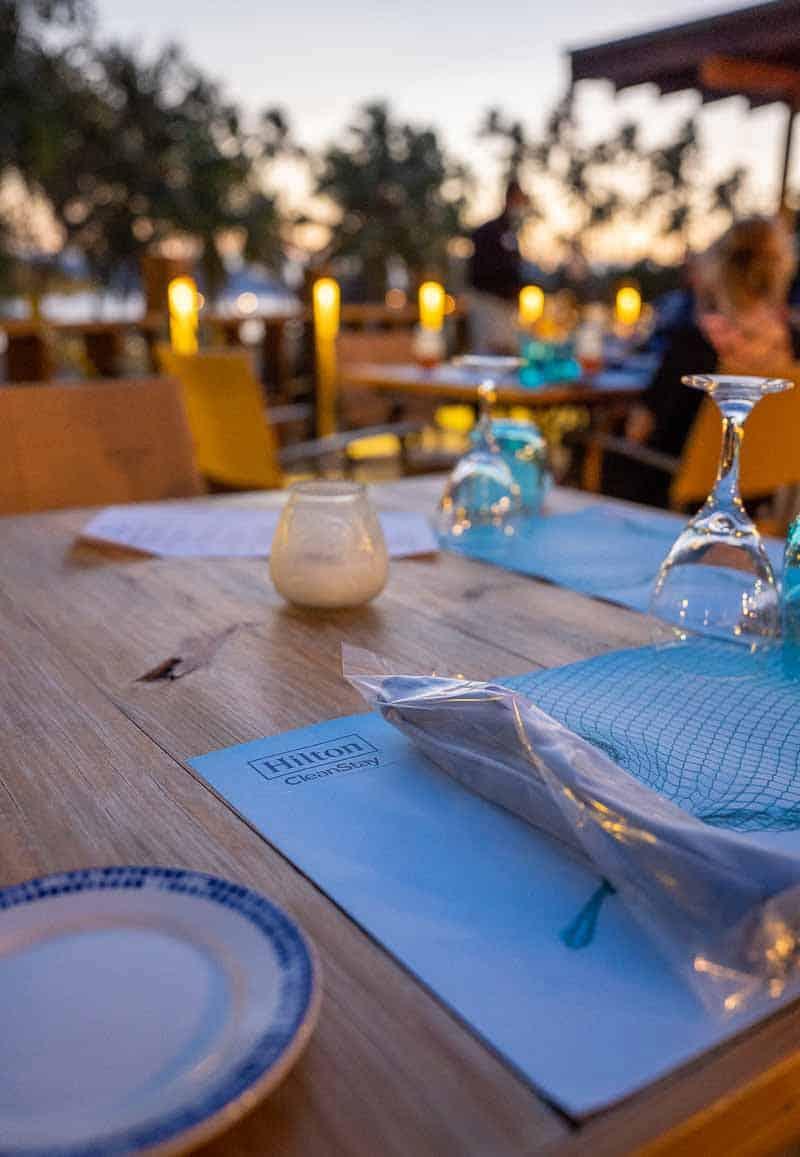 Mare Restaurant Hilton La Romana