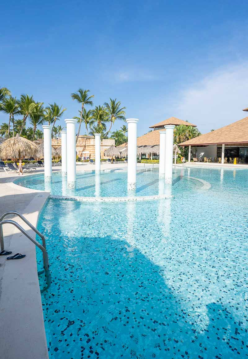 Grand Palladium Punta cana pool