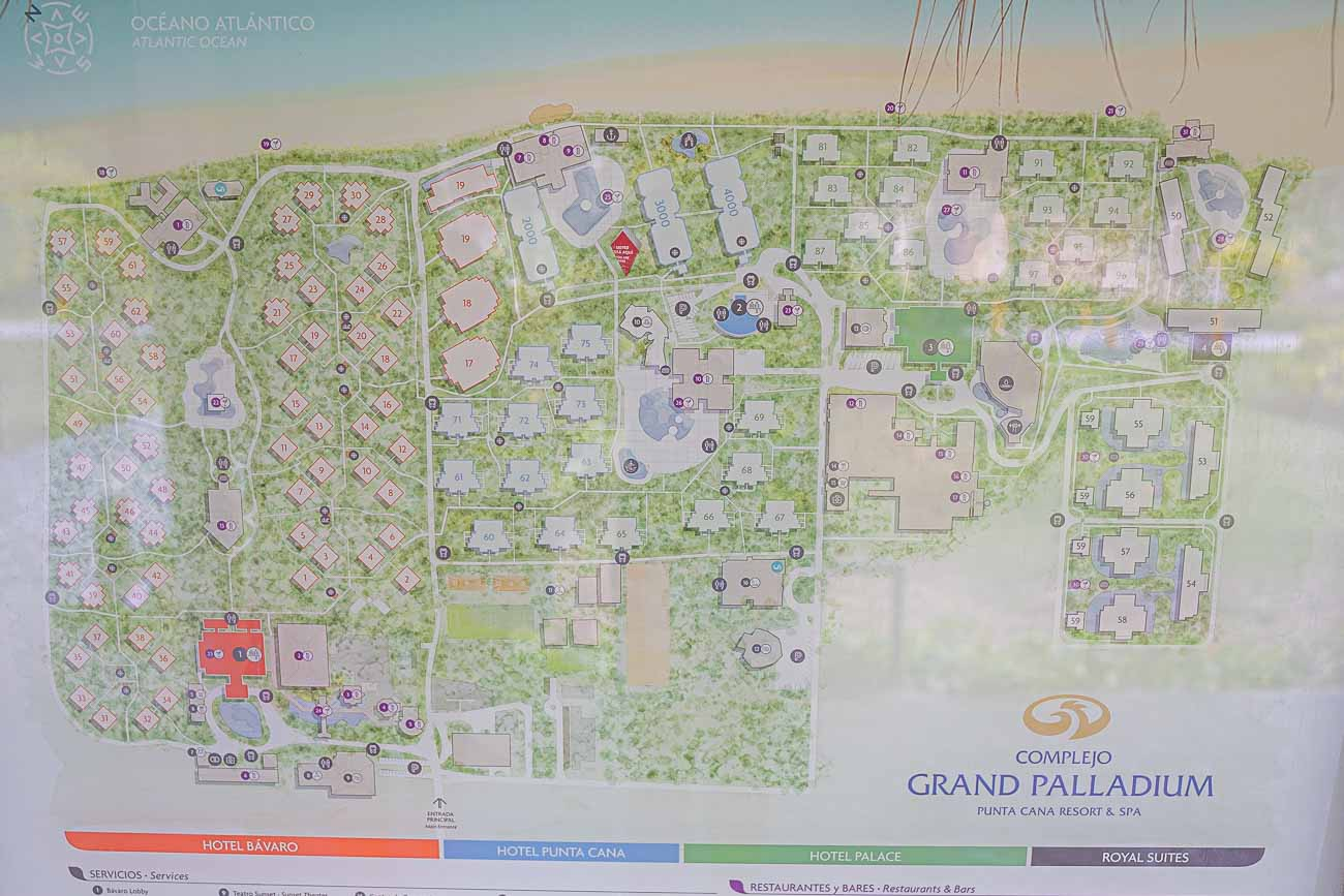 Grand Palladium Properties