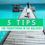 5 tips for maldives transfers