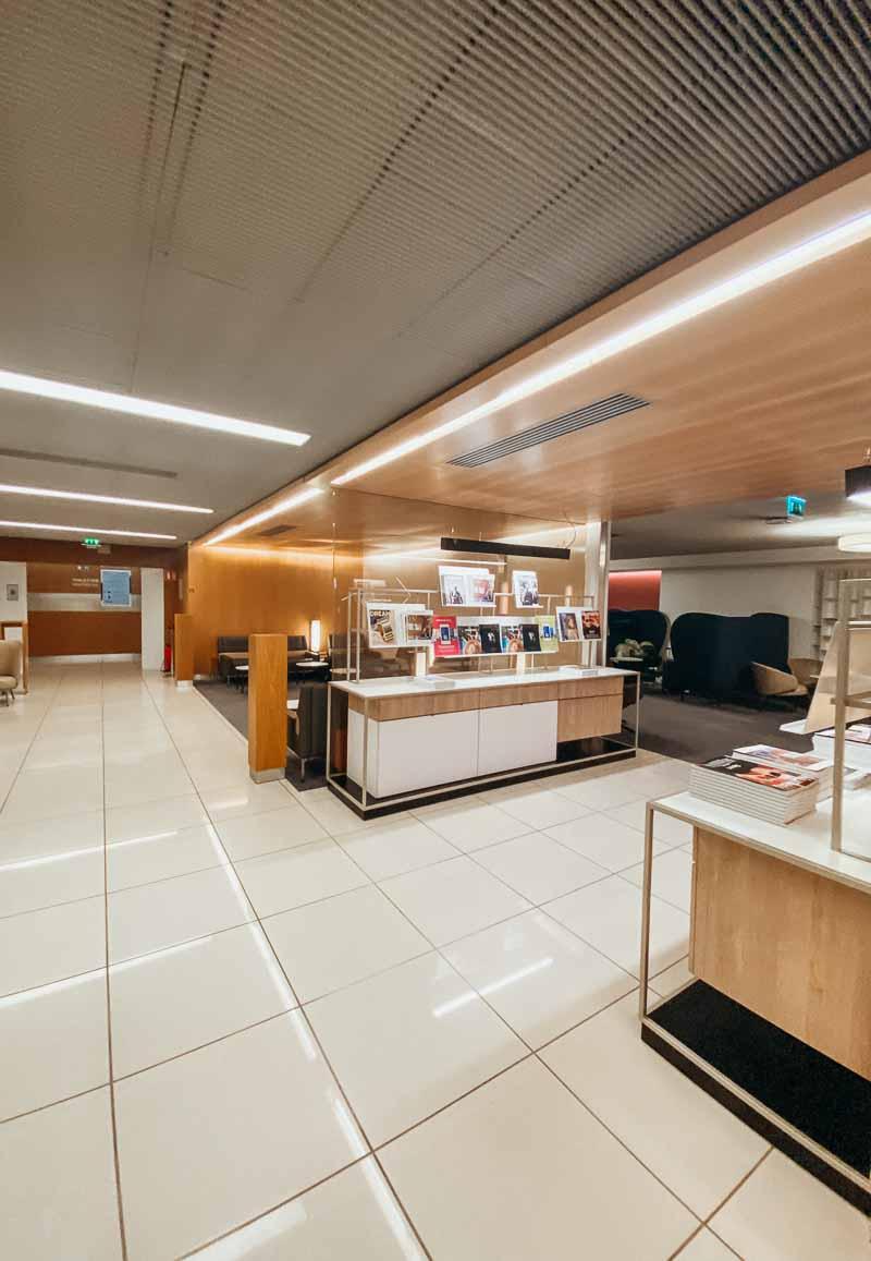 air france international lounge
