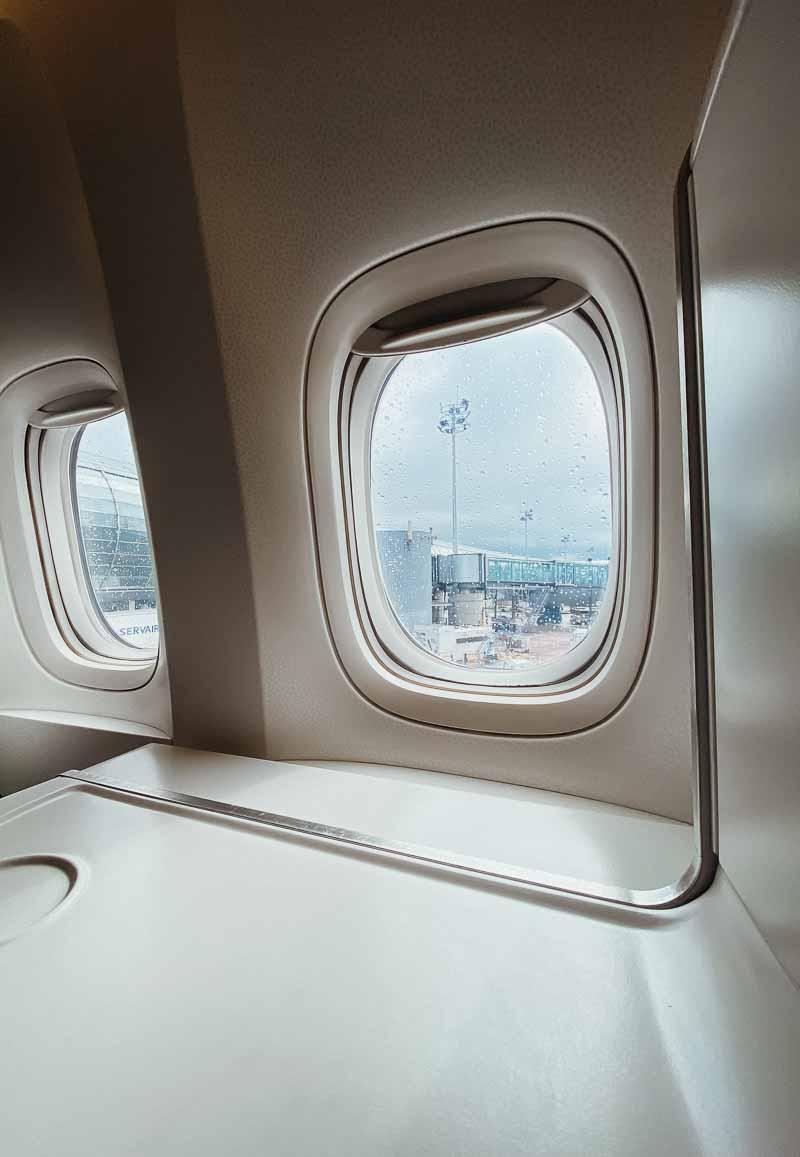 air france row 5l