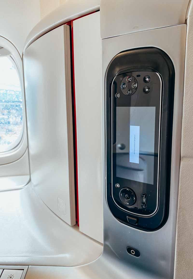 air france row 4L boeing 777