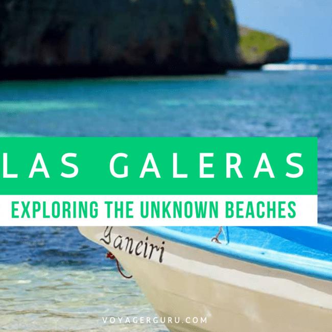 las galeras blog header